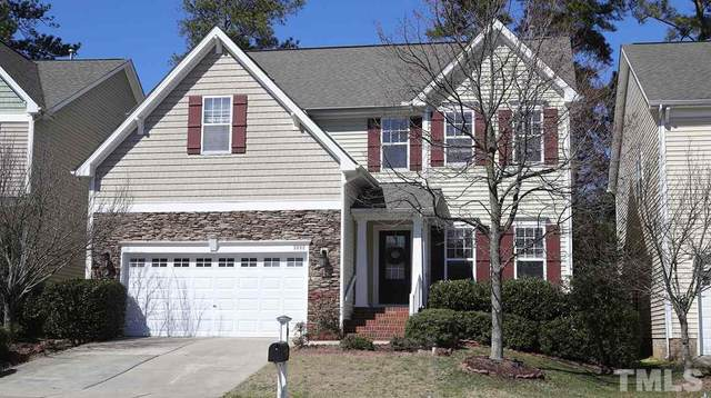 3002 Kilarney Ridge Loop, Cary, NC 27511 (#2370228) :: Steve Gunter Team