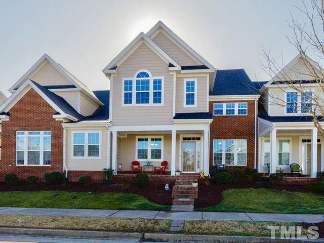 157 Coffee Bluff Lane, Holly Springs, NC 27540 (#2370252) :: The Jim Allen Group