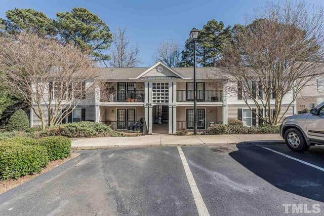 2304 Myron Drive #204, Raleigh, NC 27607 (MLS #2370256) :: EXIT Realty Preferred