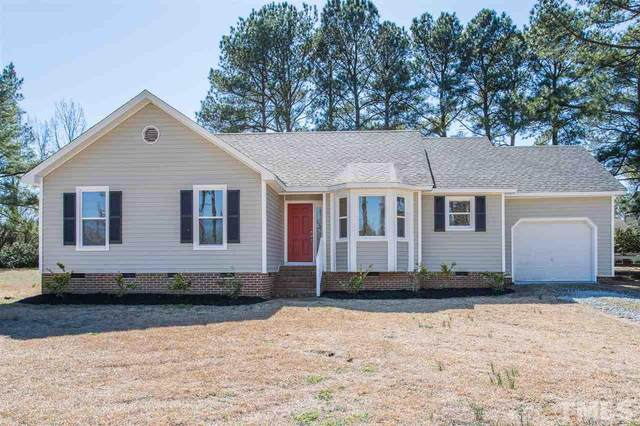 1600 Eastwood Drive, Fuquay Varina, NC 27526 (MLS #2370268) :: The Oceanaire Realty