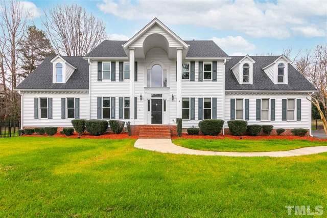 5513 Den Heider Way, Raleigh, NC 27606 (#2370275) :: Choice Residential Real Estate