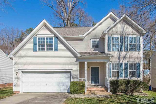 308 Hay River Street, Garner, NC 27529 (MLS #2370286) :: The Oceanaire Realty