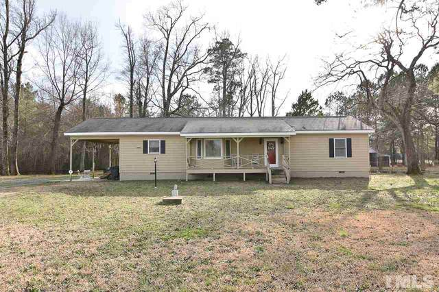 669 Neighbors Road, Dunn, NC 28334 (#2370288) :: RE/MAX Real Estate Service