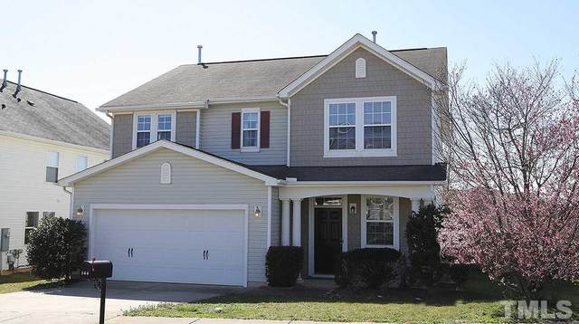 144 Averasboro Drive, Clayton, NC 27520 (#2370296) :: The Rodney Carroll Team with Hometowne Realty