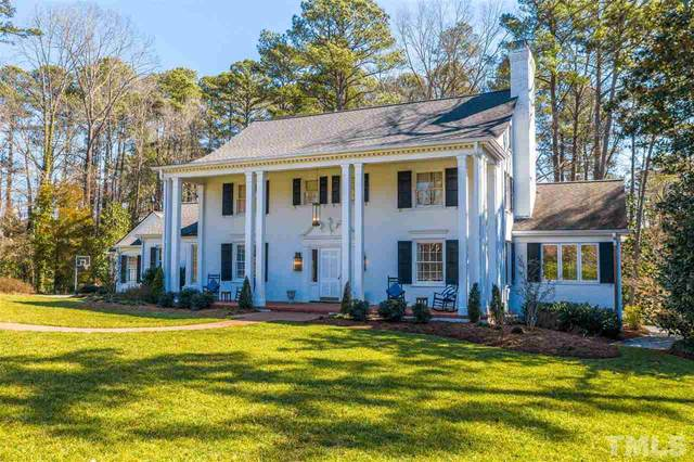 3805 Darby Road, Durham, NC 27707 (MLS #2370302) :: The Oceanaire Realty