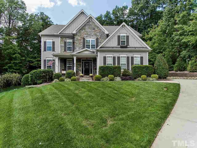 4104 Summer Brook Drive, Apex, NC 27539 (#2370311) :: Saye Triangle Realty