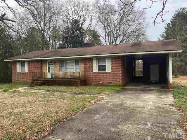 217 W Oak, Zebulon, NC 27597 (#2370323) :: Classic Carolina Realty