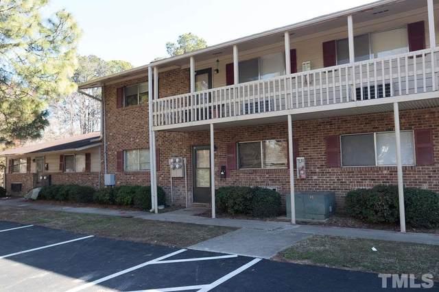 130 S Estes Drive J-3, Chapel Hill, NC 27514 (MLS #2370330) :: The Oceanaire Realty
