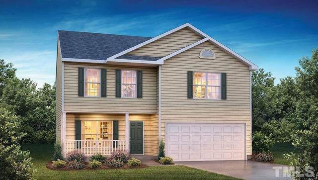 6106 Old Stantonsburg Road, Stantonsburg, NC 27883 (#2370336) :: Choice Residential Real Estate