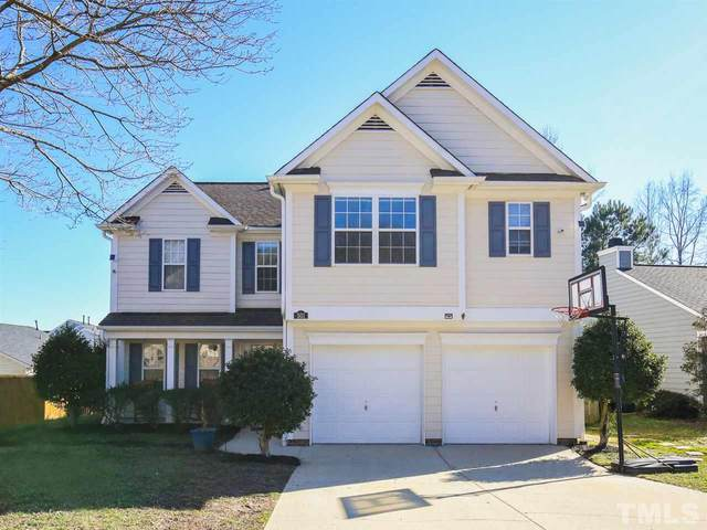 501 Averroe Drive, Apex, NC 27502 (#2370337) :: The Rodney Carroll Team with Hometowne Realty