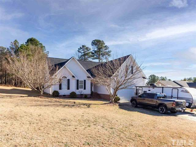 199 Colonial Hills Drive, Lillington, NC 27546 (#2370346) :: Real Estate By Design
