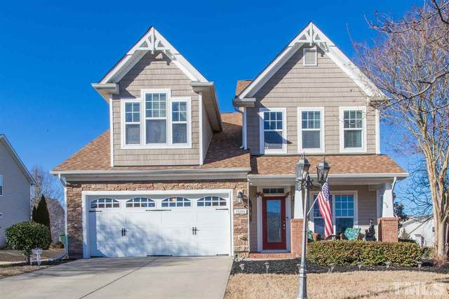 1600 Everette Fields Road, Morrisville, NC 27560 (MLS #2370355) :: The Oceanaire Realty