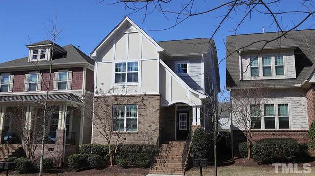 1541 Fullerton Place, Raleigh, NC 27607 (#2370360) :: Real Estate By Design