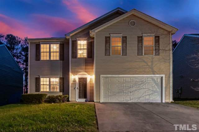 2025 Spring Creek Drive, Durham, NC 27704 (MLS #2370384) :: The Oceanaire Realty