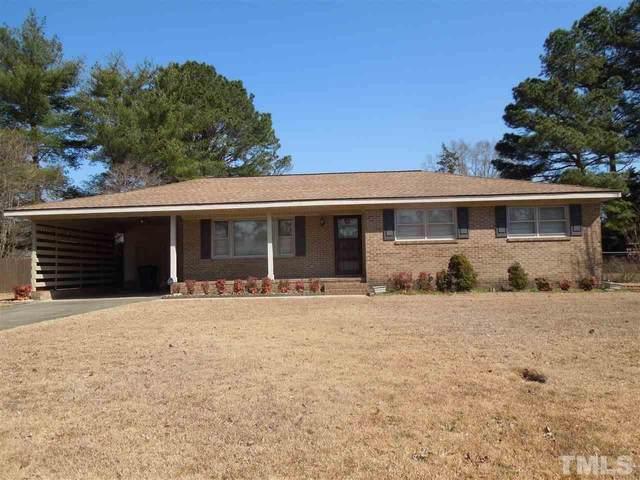 210 W Langdon Avenue, Smithfield, NC 27577 (#2370385) :: The Rodney Carroll Team with Hometowne Realty