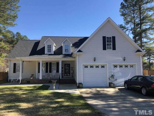 137 W Thicket Drive, Angier, NC 27501 (#2370390) :: The Rodney Carroll Team with Hometowne Realty