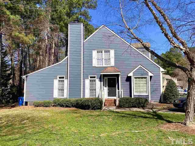 1201 Cranebridge Place, Chapel Hill, NC 27517 (#2370405) :: Spotlight Realty