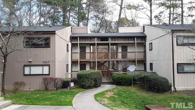 623 Pine Ridge Place #623, Raleigh, NC 27609 (#2370408) :: Real Properties