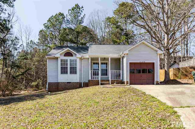 2100 Deep Forest Trail, Raleigh, NC 27603 (#2370426) :: Sara Kate Homes