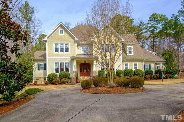 3518 Forest Oaks Drive, Chapel Hill, NC 27514 (#2370456) :: Triangle Top Choice Realty, LLC