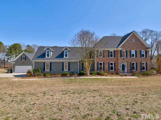 220 Highland Drive, Angier, NC 27501 (#2370473) :: Choice Residential Real Estate