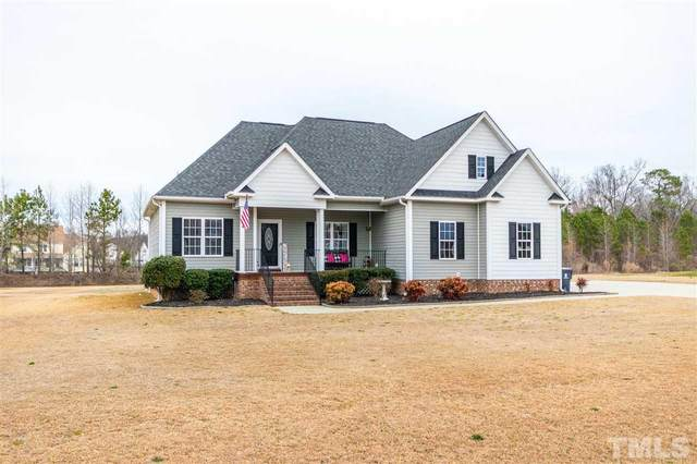 91 Wood Valley Drive, Four Oaks, NC 27524 (#2370483) :: M&J Realty Group