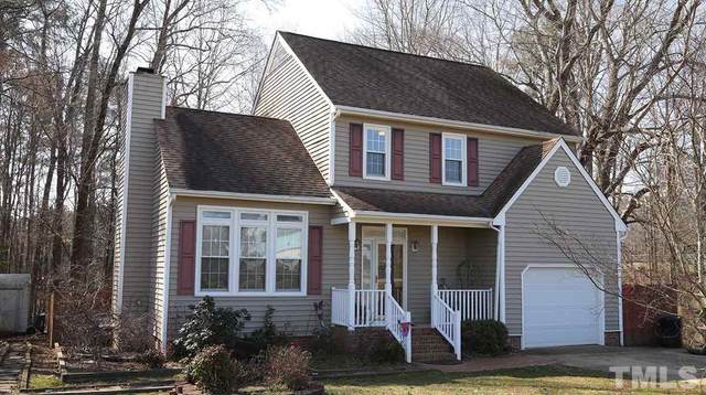 3645 South Pointe Drive, Apex, NC 27539 (#2370492) :: M&J Realty Group