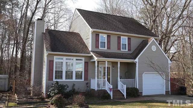 3645 South Pointe Drive, Apex, NC 27539 (#2370492) :: Sara Kate Homes
