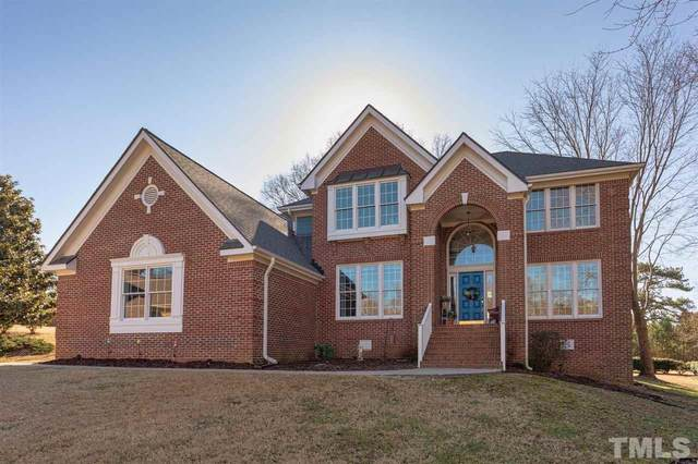 7806 Hogan Drive, Wake Forest, NC 27587 (#2370493) :: Masha Halpern Boutique Real Estate Group