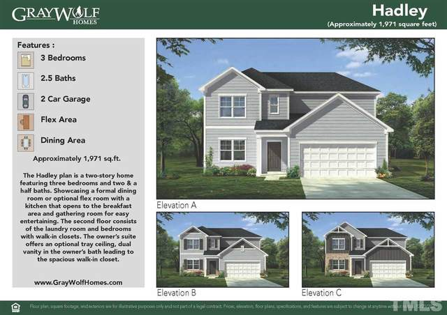 163 Barnes Landing Drive, Four Oaks, NC 27524 (#2370494) :: The Rodney Carroll Team with Hometowne Realty