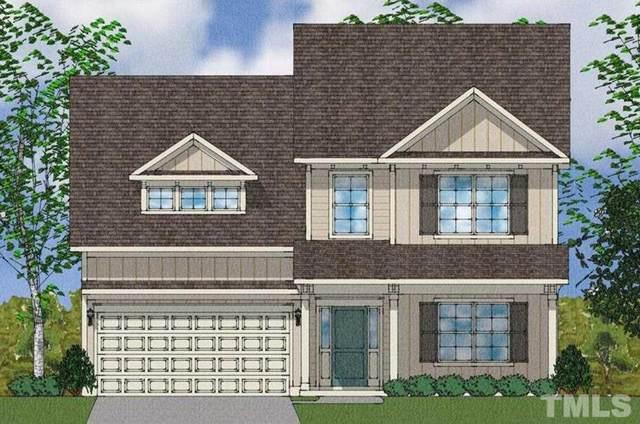 59 N Summerhill Ridge, Clayton, NC 27520 (#2370500) :: The Rodney Carroll Team with Hometowne Realty