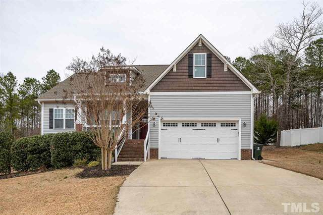 152 Parkers Pointe Drive, Benson, NC 27504 (#2370507) :: The Rodney Carroll Team with Hometowne Realty