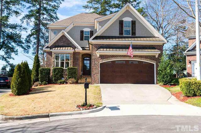 2109 Tulare Court, Raleigh, NC 27612 (#2370509) :: Choice Residential Real Estate