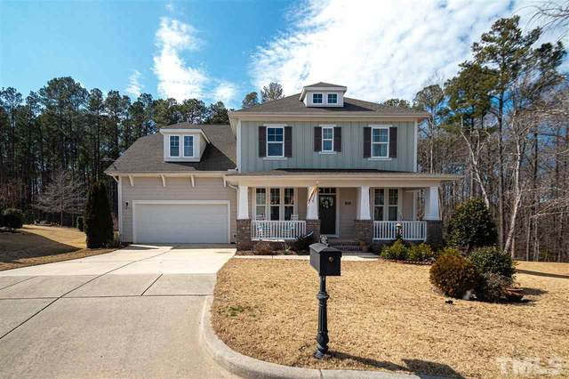 821 Ancient Oaks Drive, Holly Springs, NC 27540 (#2370523) :: The Jim Allen Group