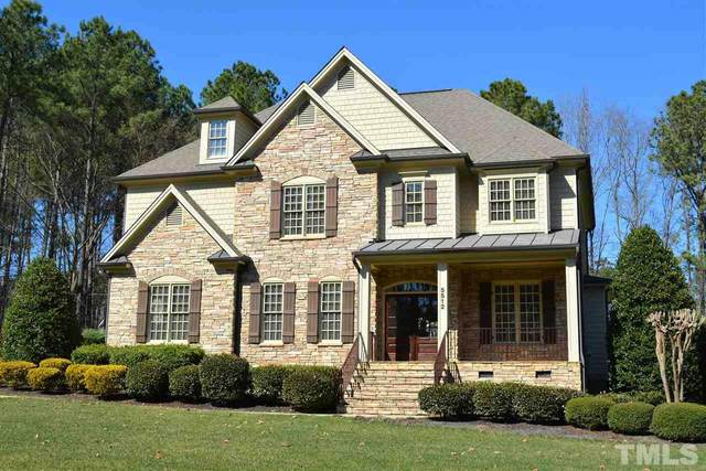 5512 Hickory Leaf Drive, Raleigh, NC 27606 (#2370524) :: The Perry Group