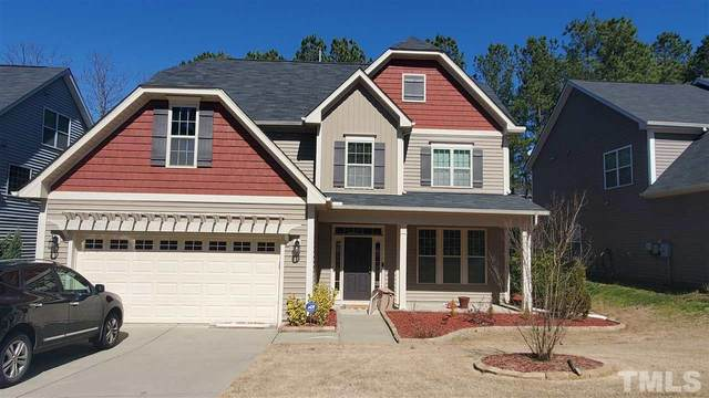 112 Ladys Mantle Lane, Holly Springs, NC 27540 (#2370526) :: The Rodney Carroll Team with Hometowne Realty