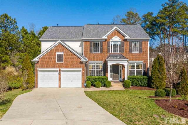 104 Weeden Heights Court, Morrisville, NC 27560 (#2370527) :: The Perry Group