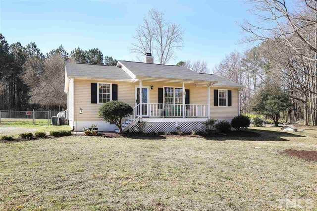 116 Rebel Court, Youngsville, NC 27596 (#2370529) :: The Jim Allen Group