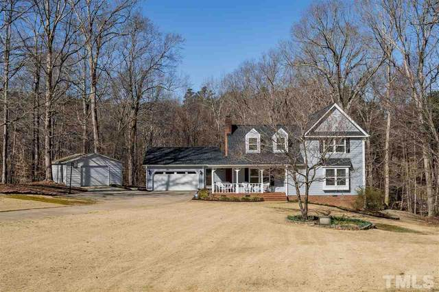 2045 Shotwell Road, Clayton, NC 27520 (#2370543) :: The Rodney Carroll Team with Hometowne Realty