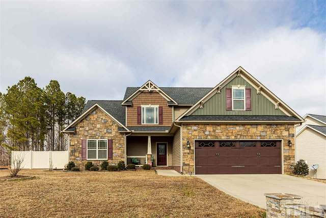 257 Summit Overlook Drive, Clayton, NC 27527 (#2370545) :: Choice Residential Real Estate