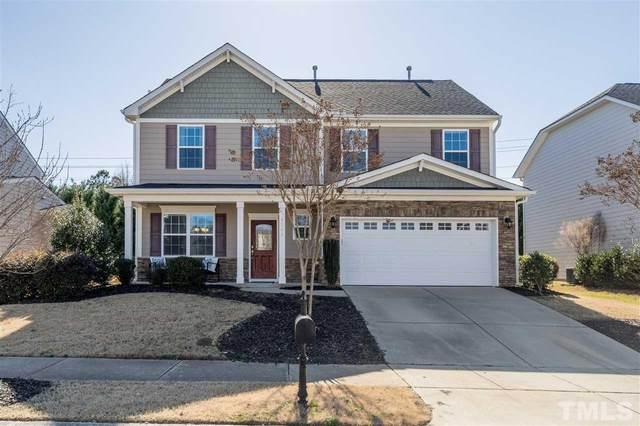 1301 Old Bramble Lane, Fuquay Varina, NC 27526 (#2370551) :: Choice Residential Real Estate