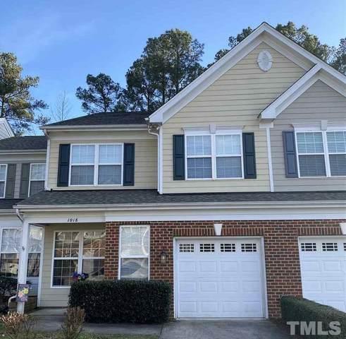 1018 Arbor Valley Lane, Apex, NC 27502 (#2370567) :: RE/MAX Real Estate Service