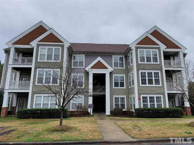 1836 Parkside Village Drive #1836, Clayton, NC 27520 (#2370569) :: The Rodney Carroll Team with Hometowne Realty