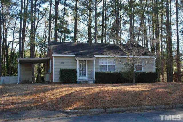 908 Powell Drive, Garner, NC 27529 (#2370608) :: The Rodney Carroll Team with Hometowne Realty