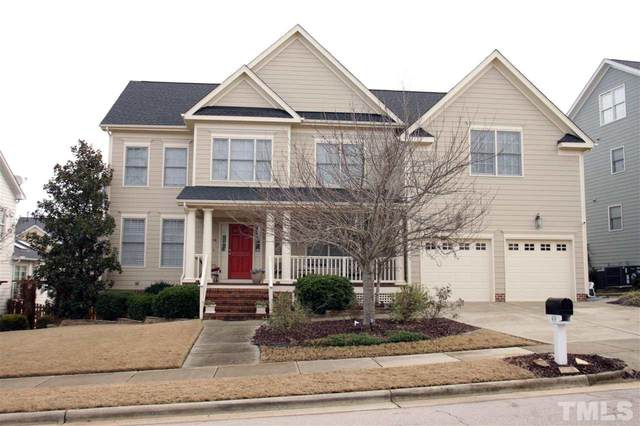 414 Waverly Hills Drive, Cary, NC 27519 (#2370612) :: Real Estate By Design