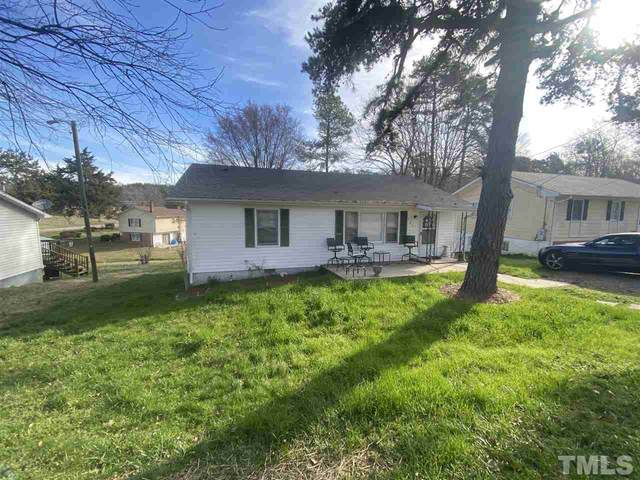 105 Alex Street, Oxford, NC 27565 (#2370614) :: The Rodney Carroll Team with Hometowne Realty