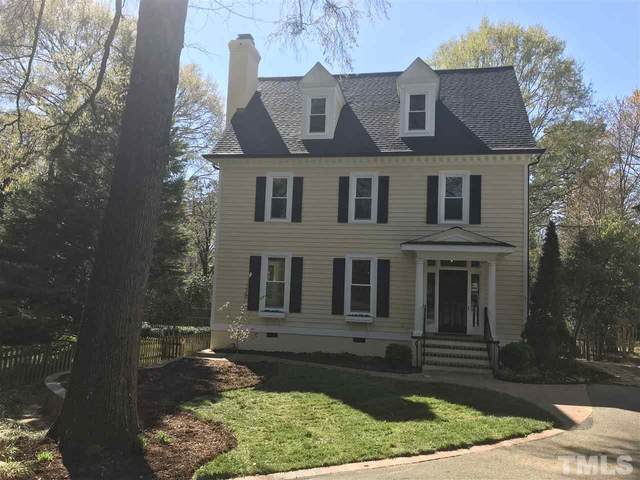309 Dixie Trail, Raleigh, NC 27607 (#2370624) :: Southern Realty Group