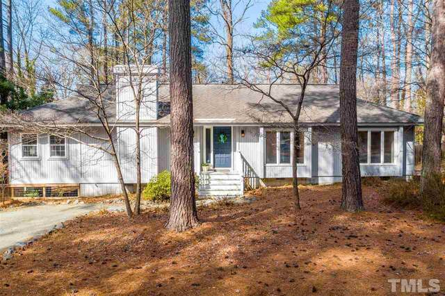 849 Shady Lawn Road, Chapel Hill, NC 27514 (#2370641) :: The Rodney Carroll Team with Hometowne Realty