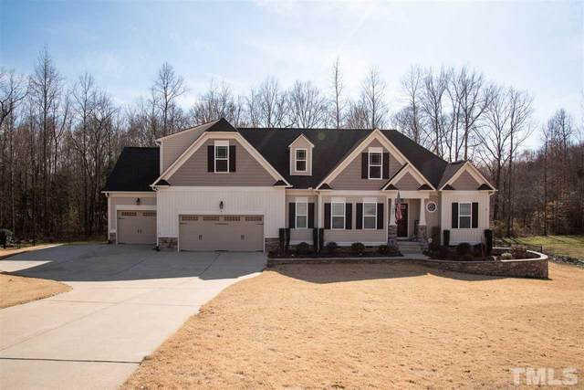 180 Roasted Nut Lane, Smithfield, NC 27577 (#2370651) :: The Rodney Carroll Team with Hometowne Realty