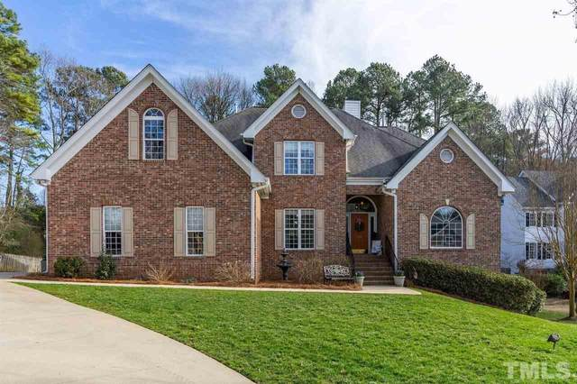 2103 W Marilyn Circle, Cary, NC 27513 (#2370660) :: M&J Realty Group